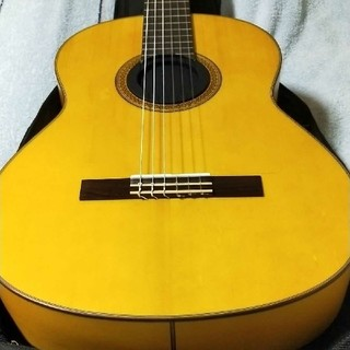 ヤマハ(ヤマハ)のYAMAHA CG182SFフラメンコギター   新品同様!人気商品です!!(クラシックギター)