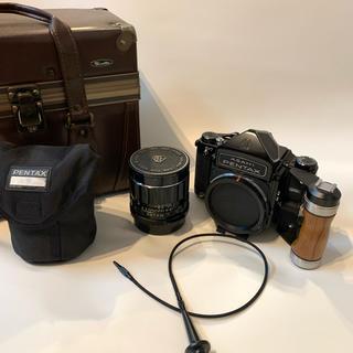 ペンタックス(PENTAX)のPentax 6x7 Takumar 75mm f4.5(フィルムカメラ)