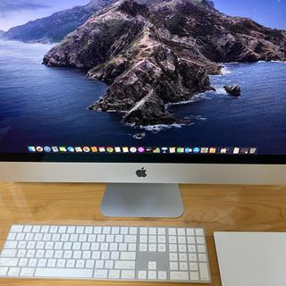 マック(Mac (Apple))の美品 iMac Retina 27インチ 5K Corei5 24GB 1TB(デスクトップ型PC)