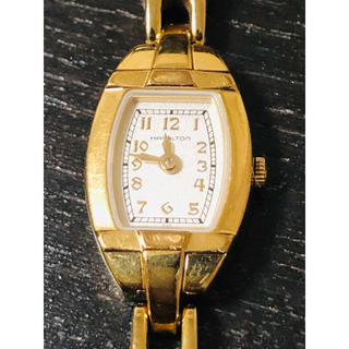 Hamilton - 腕時計 レディース ハミルトン 腕時計 補修歴あり