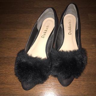 ウィゴー(WEGO)のWEGO dukkah 靴 パンプス(ハイヒール/パンプス)