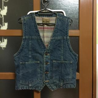 ビッグジョン(BIG JOHN)の☆服66  デニムベスト(ベスト)