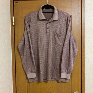 vintage over size polo knit(ポロシャツ)