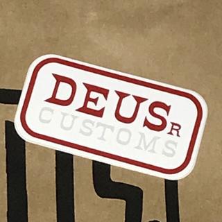 デウスエクスマキナ(Deus ex Machina)の【ZERO様専用】DEUSステッカー①(その他)