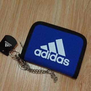 アディダス(adidas)のadidasの折り財布(折り財布)