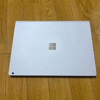 マイクロソフト(Microsoft)のsurface book 1 core7 512gb ssd(ノートPC)