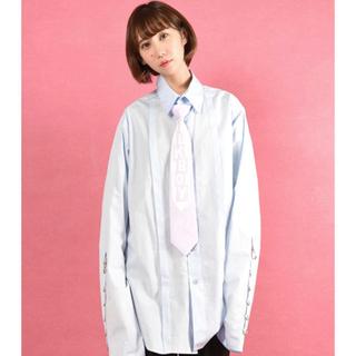 ミルクボーイ(MILKBOY)のPUNK-TIE シャツ(シャツ/ブラウス(長袖/七分))