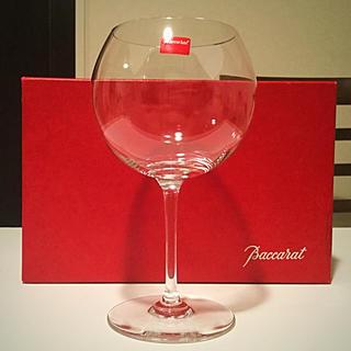 Baccarat - ☆未使用/美品☆ バカラ デギュスタシオン ポマール 赤ワイングラス 1脚