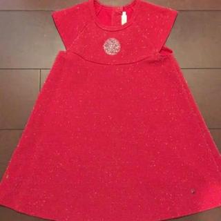 ベビーディオール(baby Dior)の【美品】baby Dior ベビーディオール ドレス/ワンピース(ワンピース)