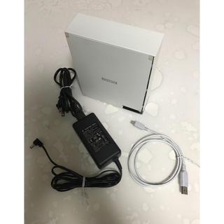 アイオーデータ(IODATA)のI•O DATA HDL-CE3.0 NAS USB-HDD 3TB(PC周辺機器)