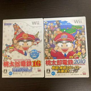 Wii - 桃太郎電鉄2010 桃太郎電鉄16  セット