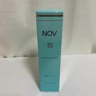 ノブ(NOV)の NOVⅢ ノブⅢ モイスチュアクリーム 保湿クリーム(フェイスクリーム)