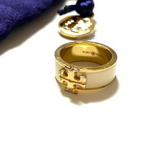 トリーバーチ(Tory Burch)のトリーバーチ 指輪 袋付き(リング(指輪))