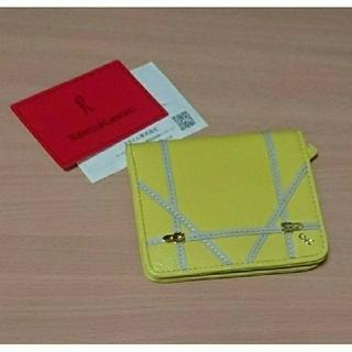 ロベルタディカメリーノ(ROBERTA DI CAMERINO)の新品 ロベルタ ディカメリーノ 本革 二つ折り財布 ミニ ウォレット(財布)