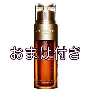 CLARINS - CLARINS クラランス ダブルセーラムEX 50ml 美容液 田中みな実