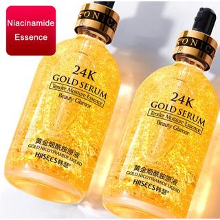 24K GOLD SERUM 美容液 30ml×1本(美容液)