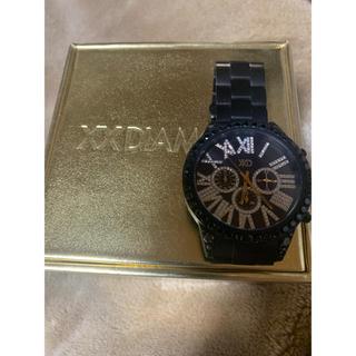 アヴァランチ(AVALANCHE)の激安!アヴァランチ クロノグラフ XX DIAMONDダブルエックスダイアモンド(腕時計(アナログ))