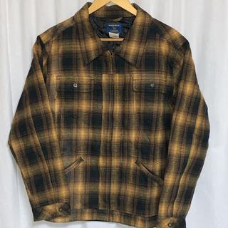 WOOLRICH - ウールリッチ チェックシャツジャケット c-380g