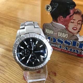 フォッシル(FOSSIL)のフォッシル メンズ腕時計(腕時計(アナログ))