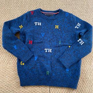 トミーヒルフィガー(TOMMY HILFIGER)のトミーフィルガール セーター キッズ(ニット)