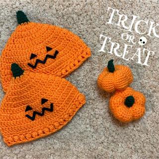 かぼちゃ帽子 どんぐり帽子(帽子)