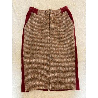 ギャップ(GAP)のcoqule タイト ペンシル スカート(ひざ丈スカート)