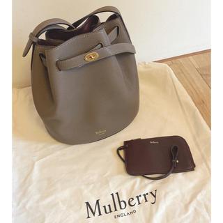 マルベリー(Mulberry)の美品♡Mulberry 巾着ショルダーバッグ(ショルダーバッグ)