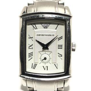 エンポリオアルマーニ(Emporio Armani)のアルマーニ 腕時計 - AR-0244 レディース(腕時計)