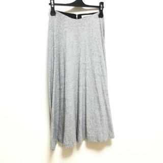 エンフォルド(ENFOLD)のエンフォルド ロングスカート サイズ36 S(ロングスカート)