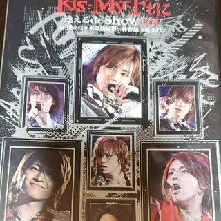 キスマイフットツー(Kis-My-Ft2)のKis-My-Ft2 キスマイ DVD(ミュージック)