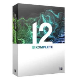 [DL版正式ライセンス]KOMPLETE 12(ソフトウェア音源)