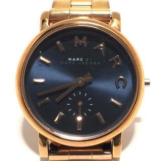 マークバイマークジェイコブス(MARC BY MARC JACOBS)のマークジェイコブス 腕時計 - MBM3332(腕時計)