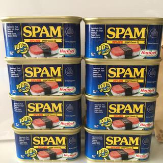 スパム減塩 198g    8缶(缶詰/瓶詰)
