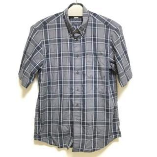 ザノースフェイス(THE NORTH FACE)のノースフェイス 半袖シャツ サイズS メンズ(シャツ)