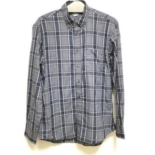 ザノースフェイス(THE NORTH FACE)のノースフェイス 長袖シャツ サイズS メンズ(シャツ)