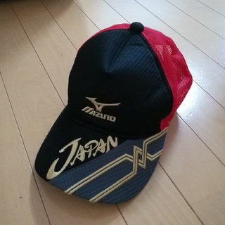 ミズノ(MIZUNO)のmizuno帽子 runa425様専用(その他)
