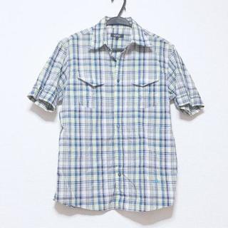 バーバリーブラックレーベル(BURBERRY BLACK LABEL)のバーバリーブラックレーベル 半袖シャツ 2(シャツ)