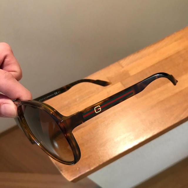 Gucci(グッチ)のGUCCI サングラス メンズのファッション小物(サングラス/メガネ)の商品写真