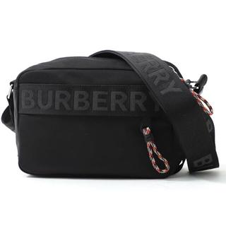 BURBERRY - バーバリー BURBERRY  クロスボディバッグ ショルダーバッグ ブラック