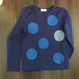 ハッカキッズ(hakka kids)の新品 ハッカキッズ 長袖Tシャツ 120cm (Tシャツ/カットソー)