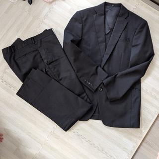 スーツカンパニー(THE SUIT COMPANY)のSUIT SELECT ブラック スーツセットアップ(セットアップ)