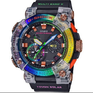 ジーショック(G-SHOCK)のCASIO G-SHOCK GWF-A1000BRT-1AJR frogman (腕時計(デジタル))