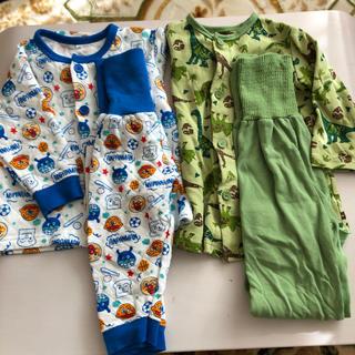 アンパンマン(アンパンマン)のパジャマ 長袖 90センチ(パジャマ)