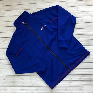 ケイパ(Kaepa)のkaepa  ジャージ  青 150センチ(ジャケット/上着)