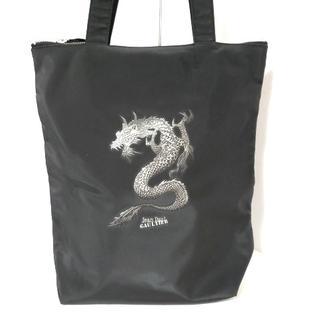 ジャンポールゴルチエ(Jean-Paul GAULTIER)のゴルチエ ハンドバッグ美品  黒×グレー(ハンドバッグ)