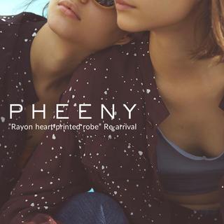 フィーニー(PHEENY)のPHEENY(カーディガン)