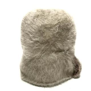 アンテプリマ(ANTEPRIMA)のアンテプリマ ニット帽 - ベージュ(ニット帽/ビーニー)