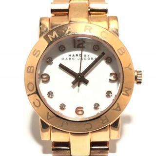 マークバイマークジェイコブス(MARC BY MARC JACOBS)のマークジェイコブス 腕時計 MBM3078(腕時計)