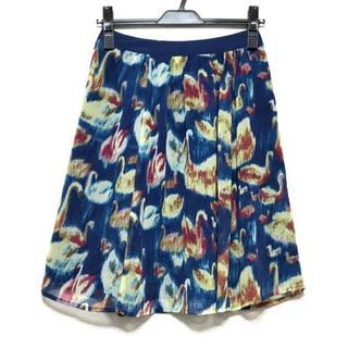 ローラアシュレイ(LAURA ASHLEY)のローラアシュレイ スカート サイズ1 S美品 (その他)