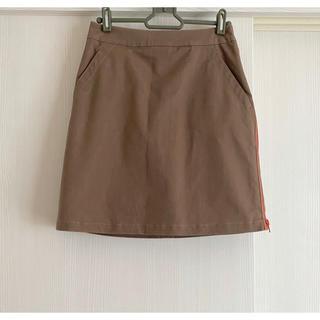 マリクレール(Marie Claire)のMarie clare sport ゴルフ キュロット スカート 美品(ウエア)